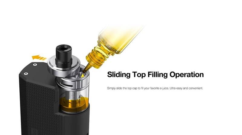 Sliding Top Filling Operation