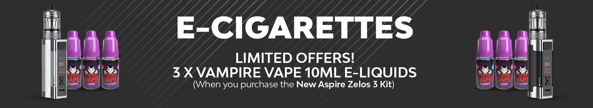 E-Cigarette Kits