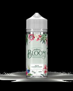 Pear Elderflower 100ml 70/30 - Bloom Shortfill
