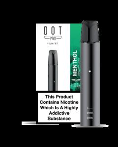Menthol Dot Pro Vape Kit (Liberty Flights)
