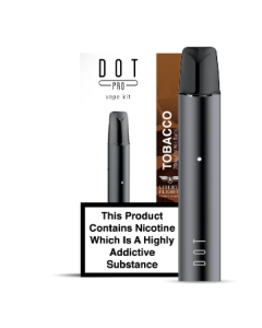 Tobacco Dot Pro Vape Kit (Liberty Flights)