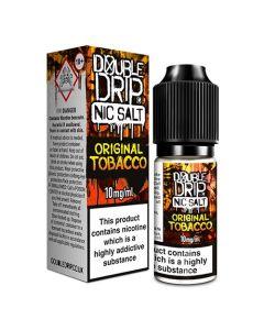 Original Tobacco 10ml - Double Drip Nic Salts