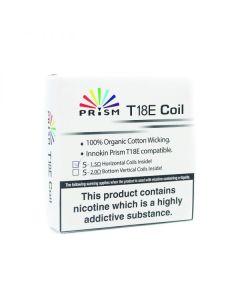 Innokin T18E Replacement Coils