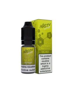 Fat Boy 10ml 50/50 - Nasty Juice Nic Salts