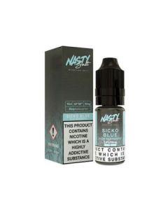 Sicko Blue 10ml 50/50 - Nasty Juice Nic Salts