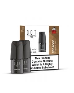 Tobacco Dot Pro Pods - Twin Pack (Vampire Vape)