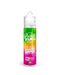 Raspberry Apple 50ml - Pocket Fuel Shortfill