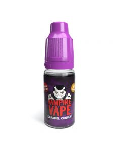 Caramel Crunch - 10ml Vampire Vape E-liquid