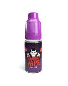 Red Lips - 10ml Vampire Vape E-Liquid