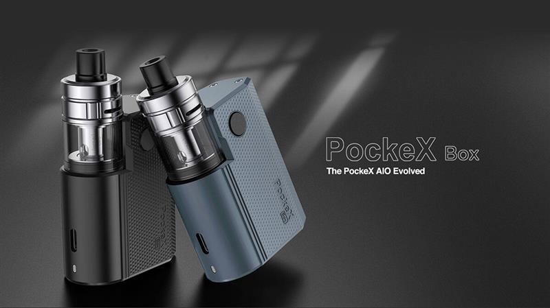Aspire PockeX Box AIO Evolved Vape Kit